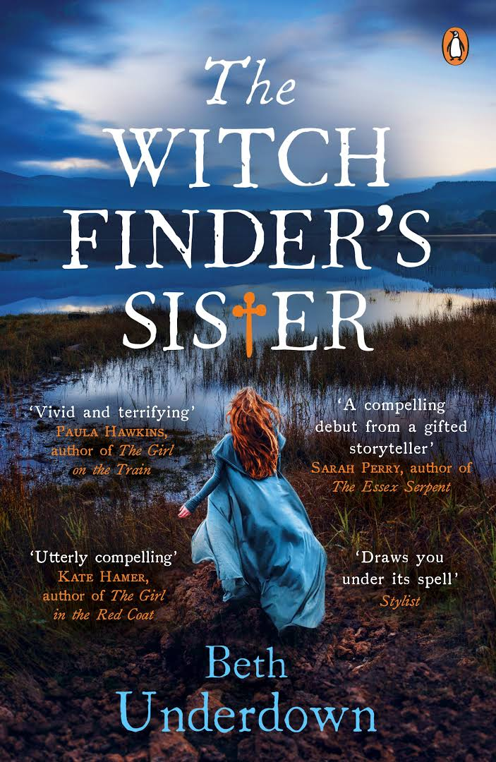 Qa With Author Beth Underdown About Her Novel The Witchfinders Sister